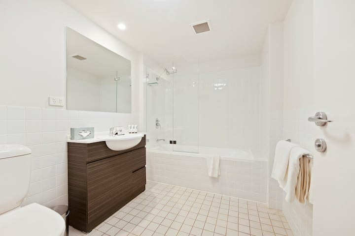 Newcastle 2 bedroom apartment, Quest Apartments.