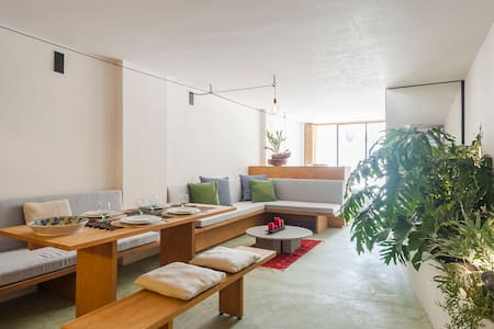 Cool and charming loft where Condesa and Roma meet - Mexiko-Stadt