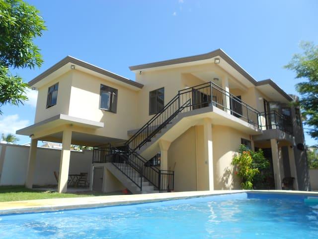Villa privée avec piscine - Flic en Flac - Haus