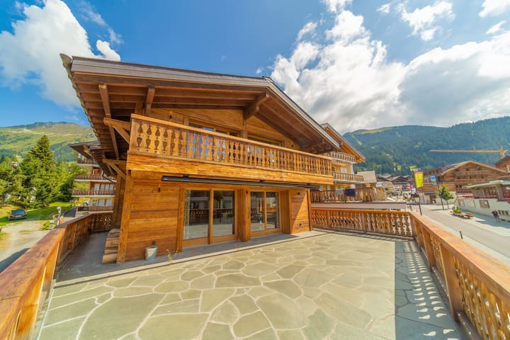 5BD Luxury Chalet in Verbier City Center