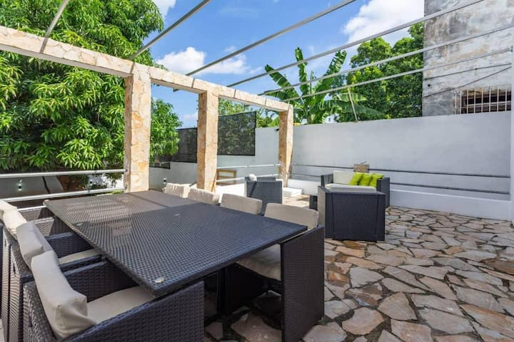 ❤DeLuxe Villa with jacuzzi and terrace on Havana❤