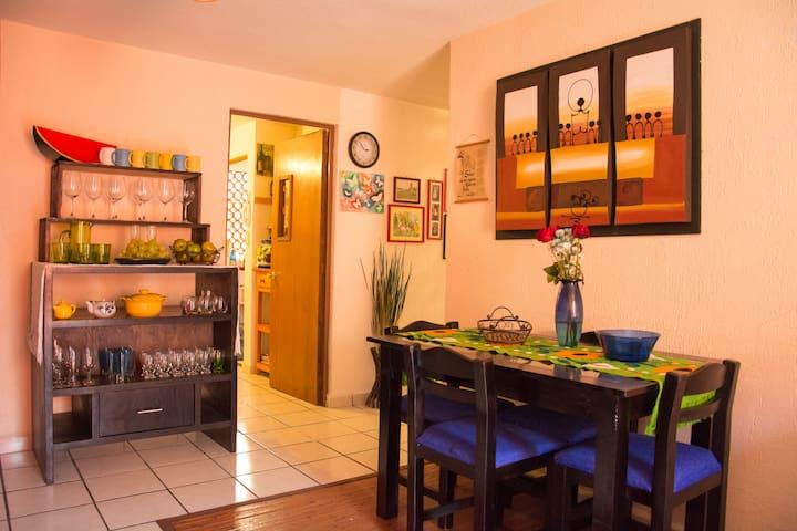 Homey Bedroom in Guanajuato - Guanajuato