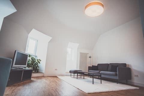 Wohnung in Achern mit Blick auf den Schwarzwald