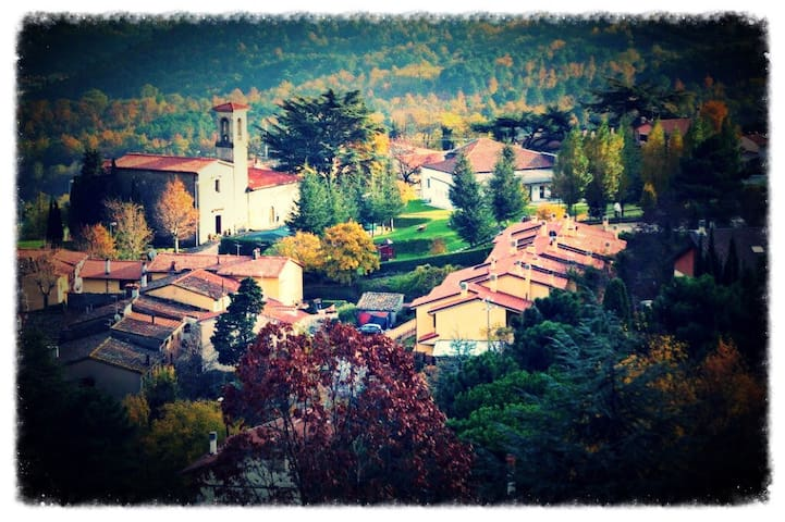 TUSCANY ON THE ROAD - Schignano  - Leilighet