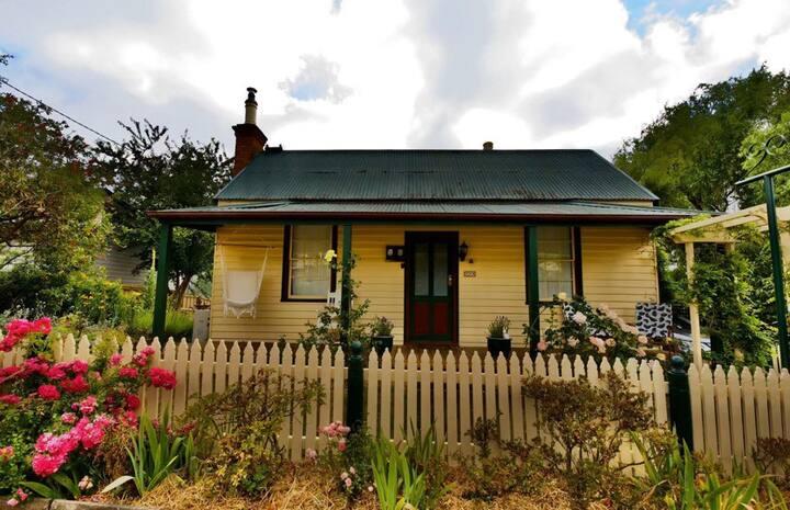 Trine's Cottage, circa 1850