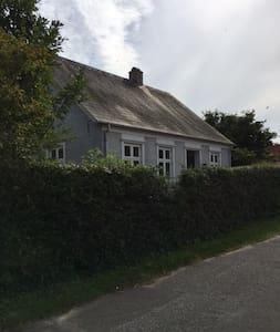 Børnevenligt hus 500 m til stranden - Marstal - 独立屋