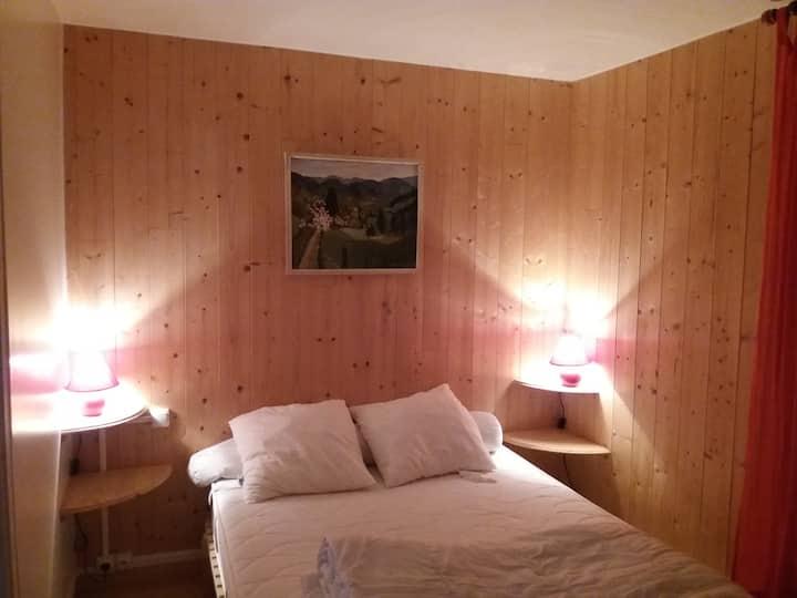 Appartement tout équipé au cœur des Vosges.