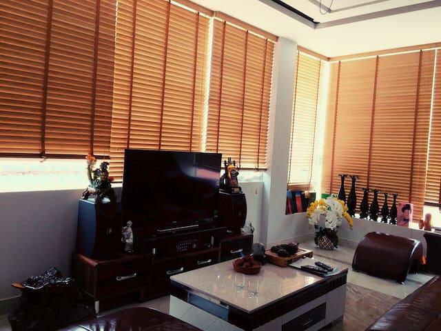 HAPPY HOTEL - Ho Chi Minh City - Huis