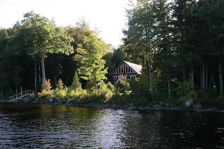 Chalet On Great Moose Lake - Saint Albans - Chalet