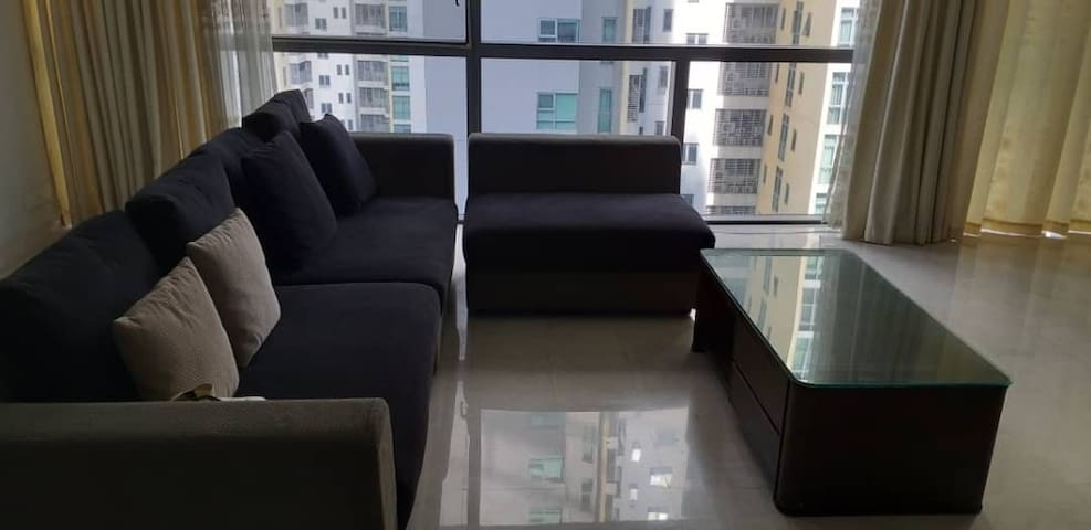 Panorama Condo-A peaceful home in KLCC area