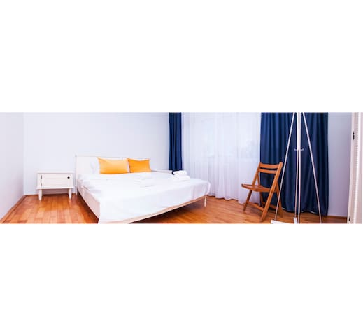 (A) Super cozy double room, 50 meters from the sea - Mangalia - Apartamento