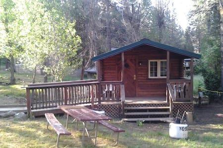 Yosemite Westlake Resort - Cabin #1