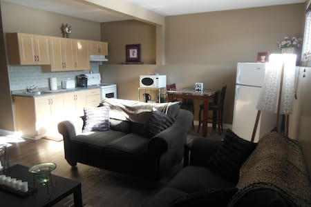 Two Bedroom Apartment - Saint Catharines - Daire