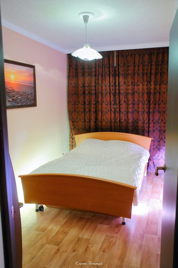 Красивая квартира в центре Пензы ждёт гостей