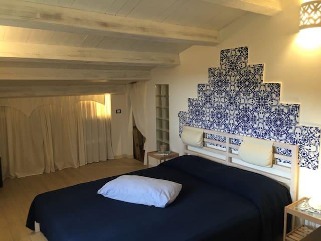 Loft in villa con piscina tra Palermo e Cefalù - Termini Imerese - Apartmen