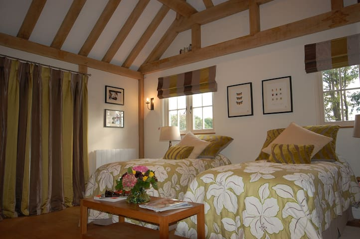 Beautiful timber framed country annexe - Surrey - เกสต์เฮาส์