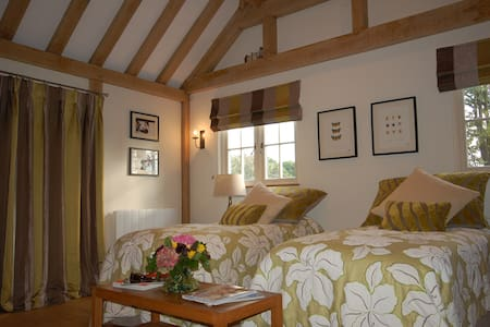 Beautiful timber framed country annexe - 薩里(Surrey)