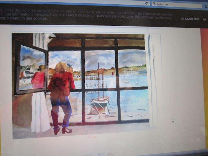 appart marie rose sur le port