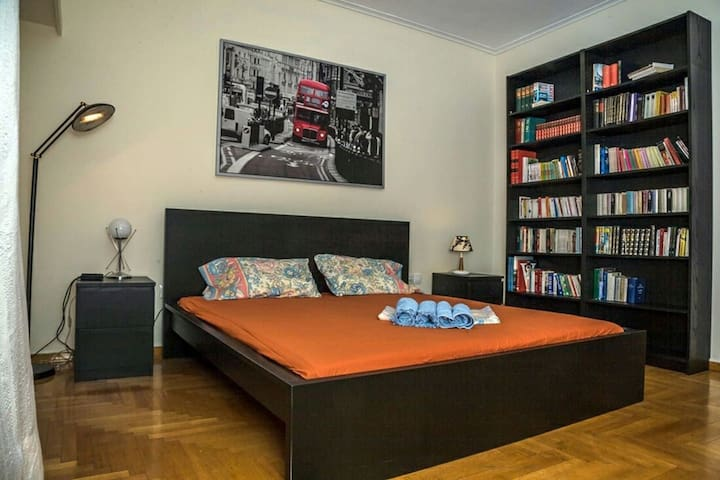 Apartment in best location of central Athens