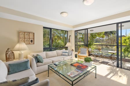 Sunny Apartment on Sydney Harbour - Rushcutters Bay - Wohnung
