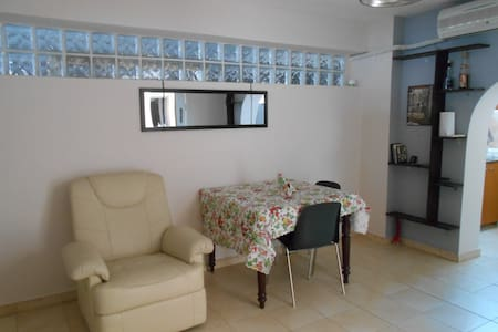 A convenient place with a garden and a vibe! - Nafplio - Appartement