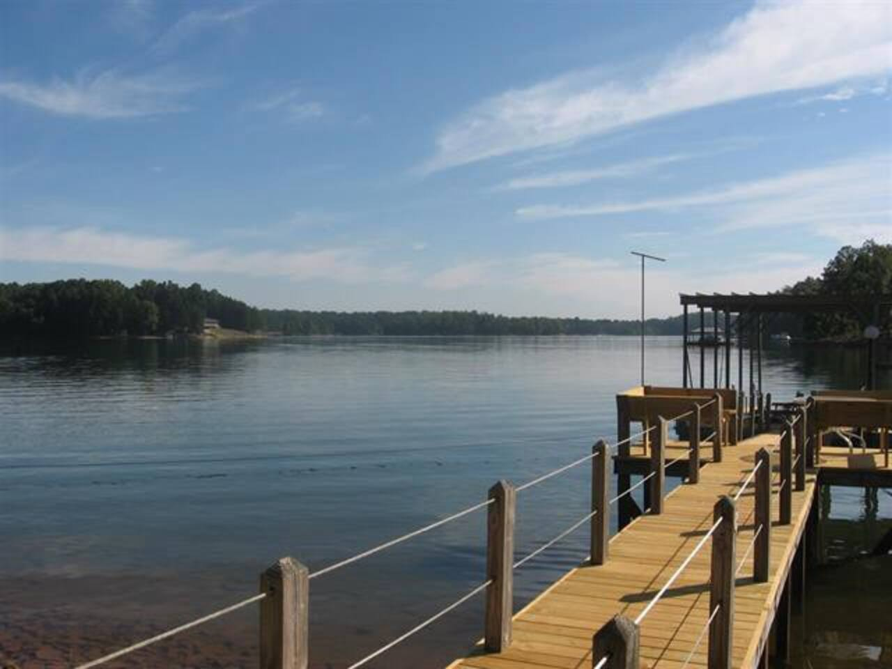 Best View on Lake Keowee - View from Sandy Beach