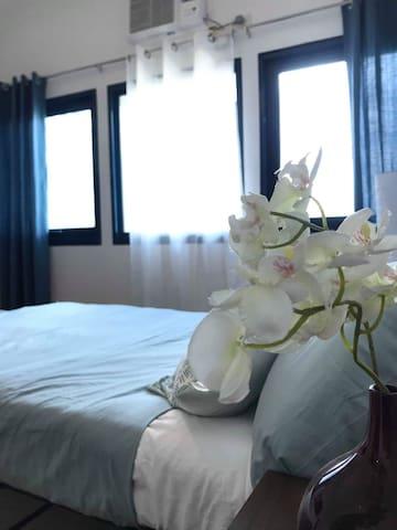 Spacious 1 Bedroom Condo unit @ Studio A Katipunan