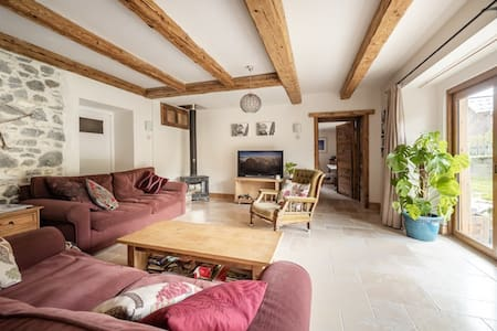 4 Bedroom Family Home in French Alps - 1 Year