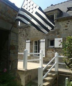 Maison typique au coeur de Matignon - Matignon