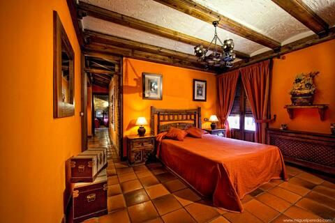 """Casa Rural Villa de Urueña """"Casa de los Beatos"""""""