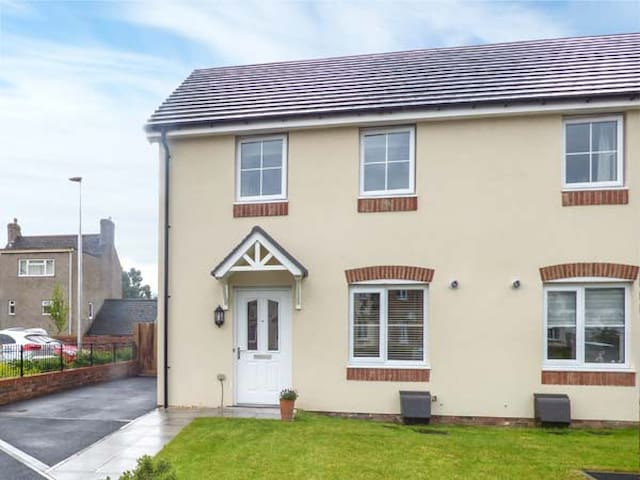 KYMIN VIEW, family friendly, with a garden in Monmouth, Ref 933568
