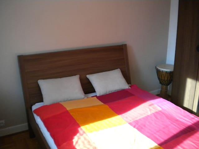 chambre privée+canapé quartier Gare-Sud - Реннес - Квартира