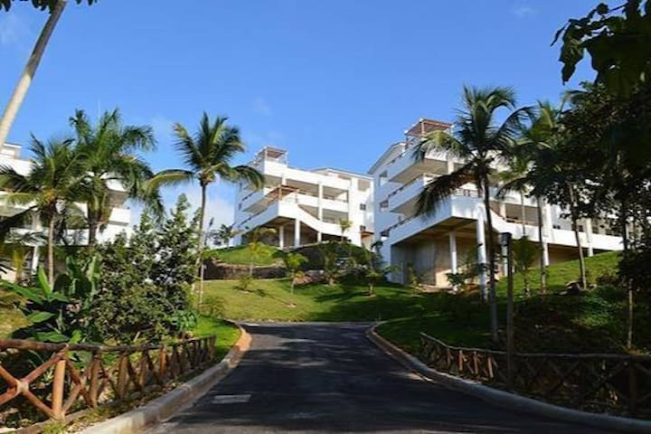Paradise on the Hill - Las Terrenas - Appartement