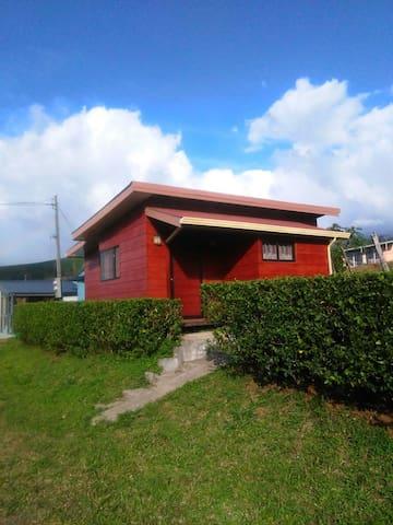 Cabaña apartamento - Quesada - Stuga