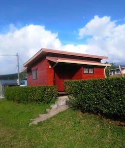 Cabaña apartamento - Quesada