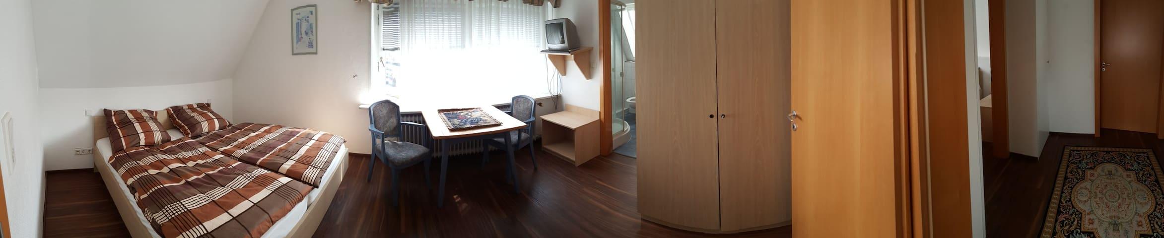 Mobilierte Zimmer in Sande - Sande - Hus
