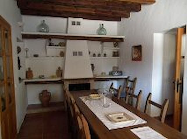 GRANDE FINCA - CALA VEDELLA  IBIZA - Balearic Islands - Rumah