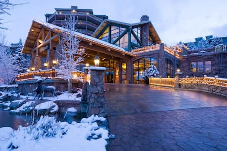 Luxury Ski-in / Out 2 bed, 2 bath Westgate Villa - Park City