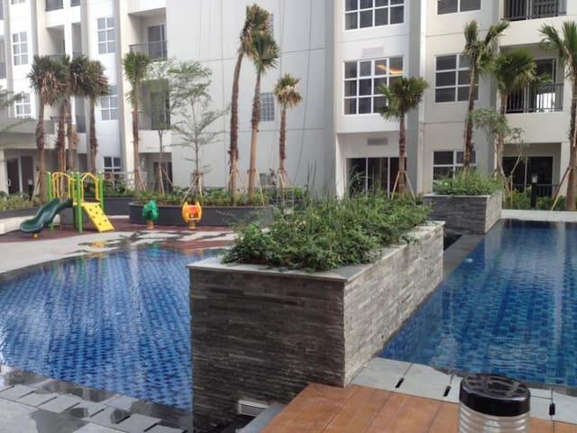 Nice Apartement in BSD city Serpong - Cisauk - Apartment