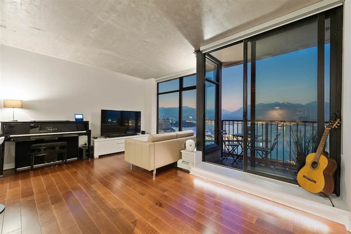 Modern Condo at the Famous Wood Wards Building.