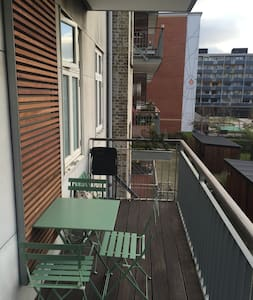 Great & central 3 room apartment - Frederiksberg - Appartamento
