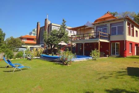 Appartement 1 in der Villa Sonnenschein Hévíz - Hévíz - Hus