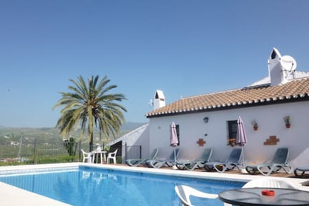 7 Bedrooms Home in Pizarra - Pizarra