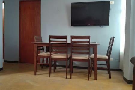 Apartamento Economico, Privado y Completo con WIFI