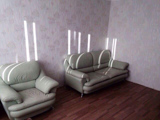 Уютная квартира на сутки - Cheboksary - Daire