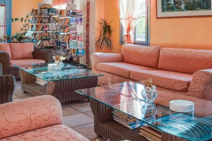 Appealing Apartment in Lesbos Island with Swimming Pool
