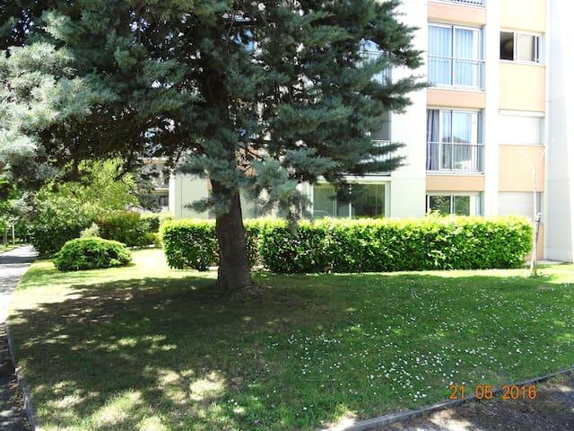 Appartement agréable dans un cadre verdoyant - Toulouse - Apto. en complejo residencial
