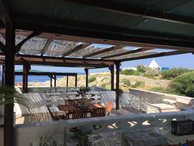 Splendida  villa al mare POLIGNANO