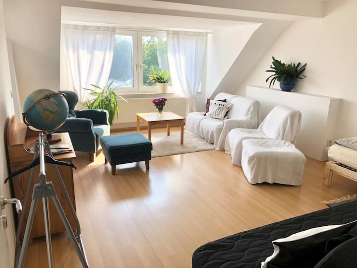 Ruhige Wohnung in Bad Münder Kernstadt