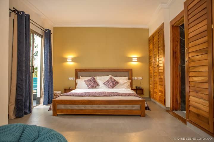 BAOBAB, Suite de luxe